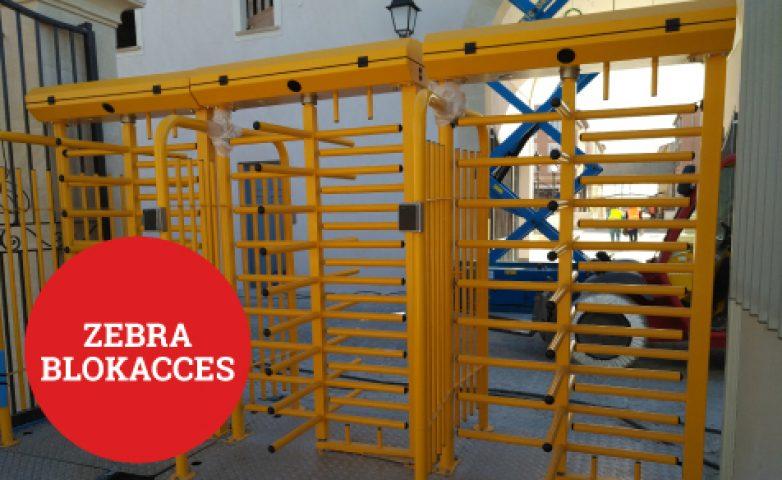 ZebraBlokaccess